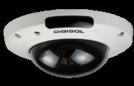 DIGISOL presents 5 Mega Pixel IP CCTV Dome Camera